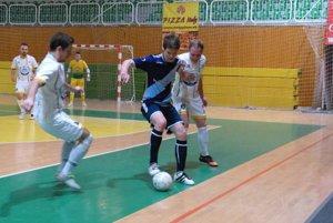 Futsalisti Podolia v Leviciach nebodovali.