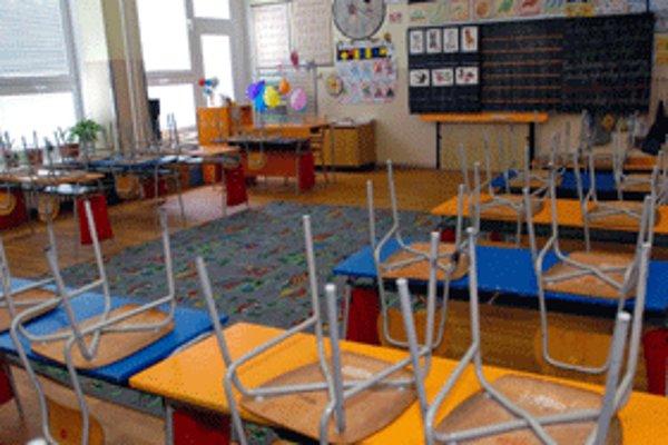 Minulý týždeň sa pre chrípku neučili deti v Nitrianskych Sučanoch.