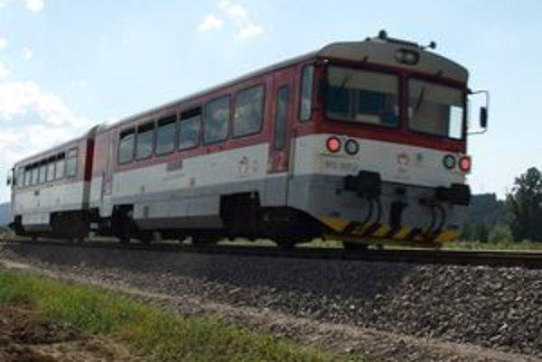 Vlaky by v budúcnosti mohli stáť aj na nových zastávkach.