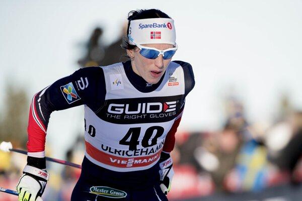 Marit Björgenová.