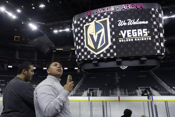 Las Vegas vstúpi do NHL v sezóne 2017/2018.