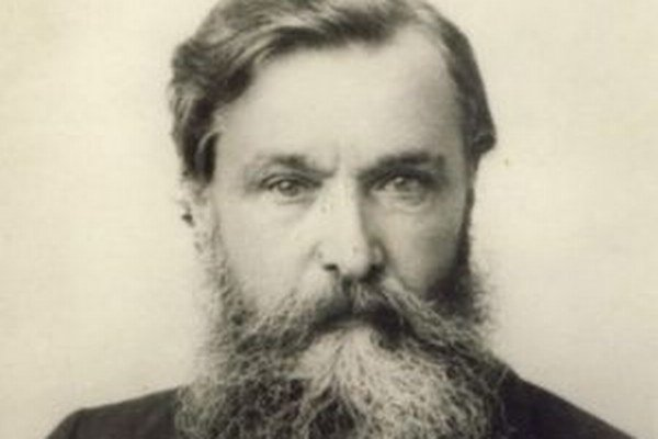 Spisovateľ, publicista, politik - Svetozár Hurban Vajanský. Jeho meno nesie prehliadka interpretácie krásneho slova v Turci.