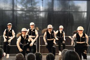 Tanečníkov z Deep Martin vidieť na mnohých podujatiach v meste.