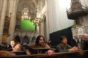 Obdivuhodná košická katedrála. Filmári si ju vybrali kvôli zachovanej podobe.