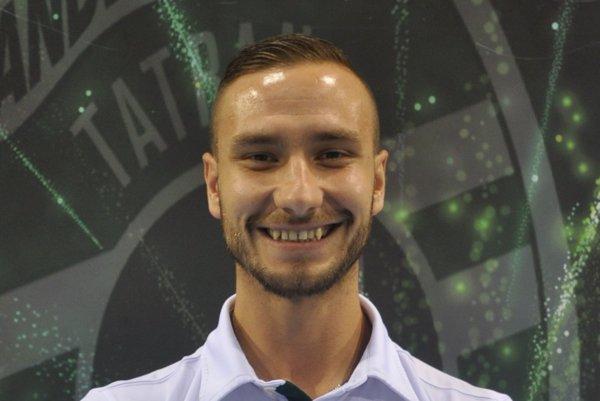 Dominik Krok. Výborného Lesjaka vbráne Celje prekonal sedemkrát.
