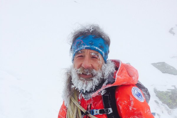 Diplomovaný tréner lyžovania a medzinárodný horský vodca Vlado Zboja.