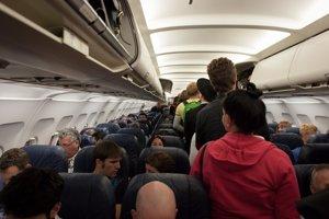 Poznáte nepísané pravidlá leteckej etikety?