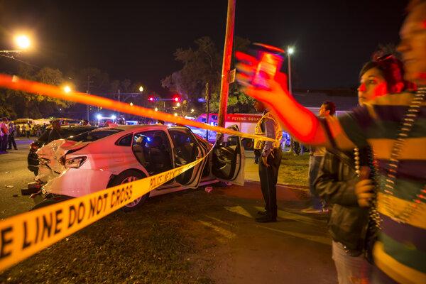 Polícia vylúčila teroristický motív.