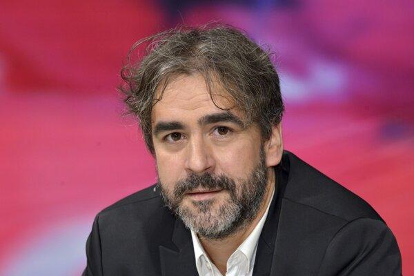 Spravodajca nemeckého denníka Die Welt v Turecku Deniz Yücel.
