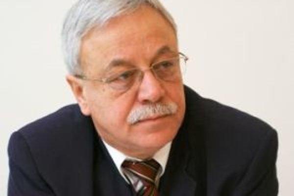 Sudca Ústavného súdu Juraj Horváth.