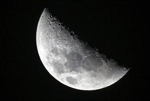 Ľudia boli pri Mesiaci naposledy v roku 1972.