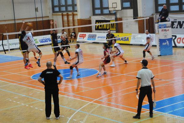 V derby sa Prešovčanom nedarilo, prehrali v tajbrejku.