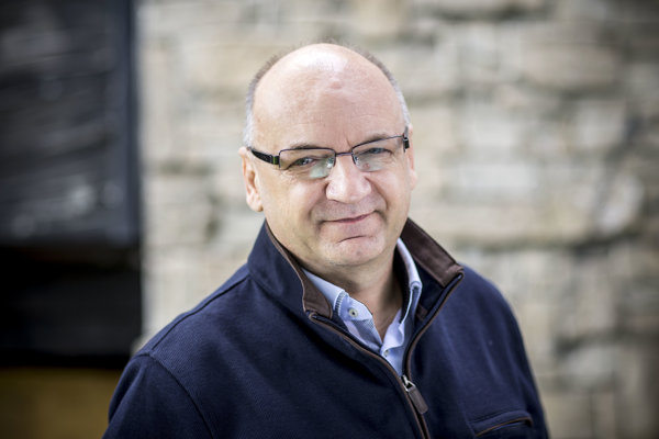 Viceprezident a generálny manažér Rady pre práva dieťaťa Jozef Tinka.