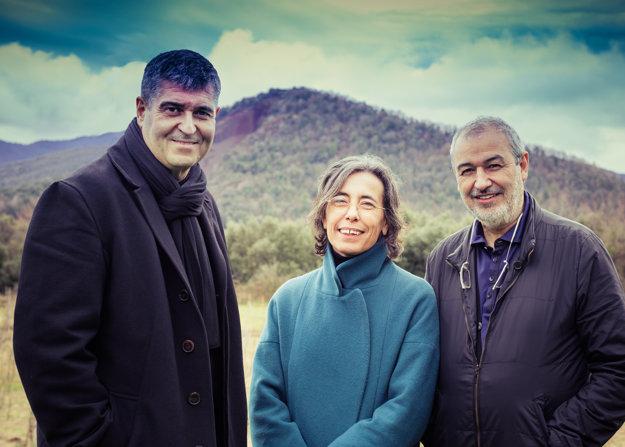 Víťazi Rafael Aranda, Carme Pigem a Ramon Vilalta