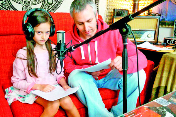 S originálnym nápadom prišla iba deväťročná Petra Vančová.