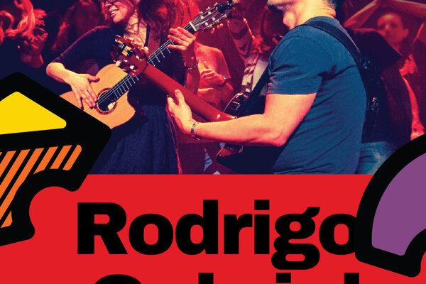Gitarové duo Rodrigo y Gabriela