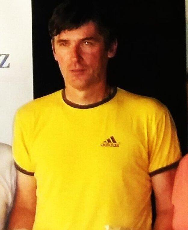 Tajomník OTJ Palárikovo Ivan Mančík