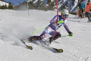 Takto vyhral v roku 2015 na VCS Adam Žampa slalom.