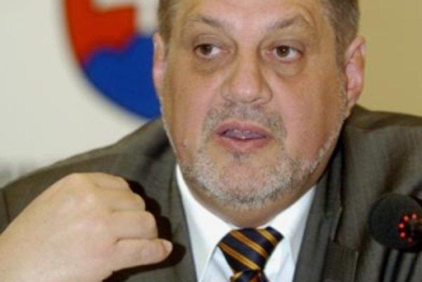Minister zahraničných vecí Ján Kubiš.