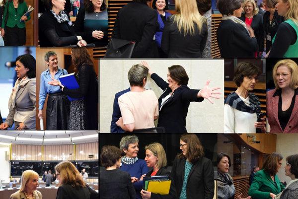 Eurokomisárky