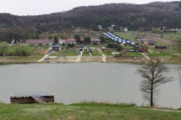 Domaša. Rekreačná oblasť Dobrá vo Vranovskom okrese.