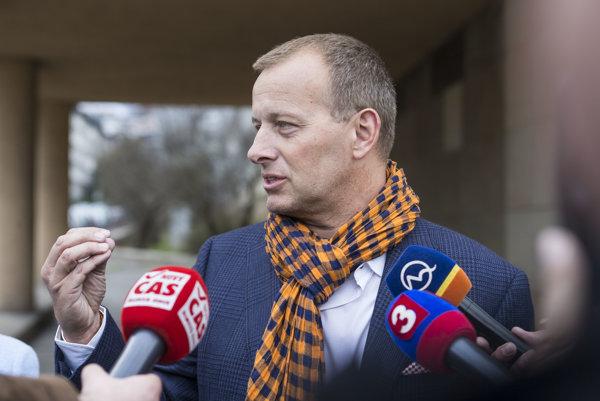 Boris Kollár musel v marci na polícii vysvetľovať svoje správy s neplnoletým dievčaťom z Čistého dňa.
