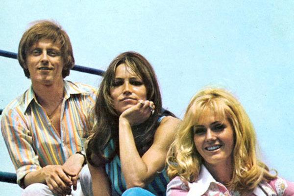 Slávne trio. Golden Kids sa už na pódiá nevrátili.