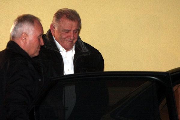 Bývalý predseda vlády SR Vladimír Mečiar.