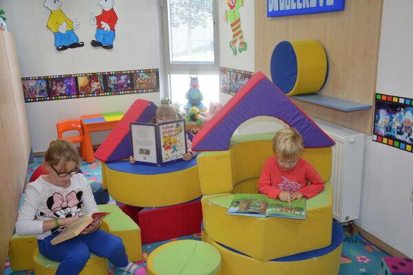 Mnohé podujatia sú v marci v Hornonitrianskej knižnici venované deťom.