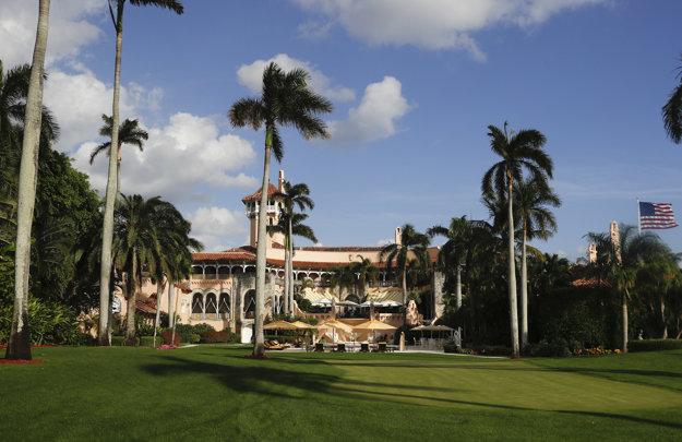 Víkendový domov Donalda Trumpa Mar-a-Lago