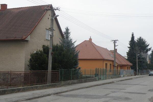 Aj na Ulici Ľudovíta Štúra bude zachovaná radová zástavba rodinných domov.