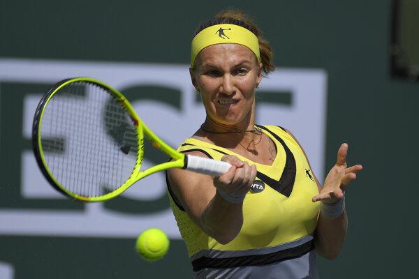 Svetlana Kuznecovová musí vynechať januárový úvodný grandslam Australian Open.