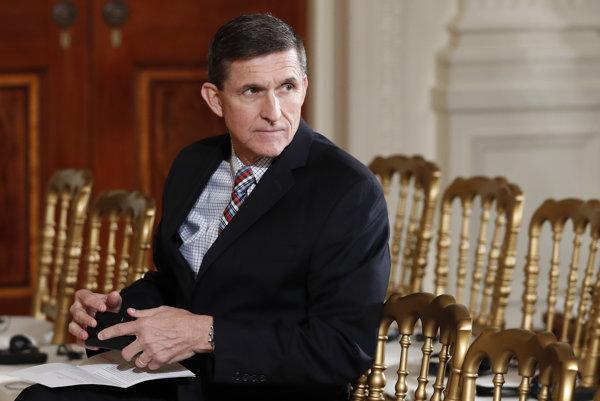 Flynn odstúpil z funkcie poradcu pre národnú bezpečnosť v polovici februára.