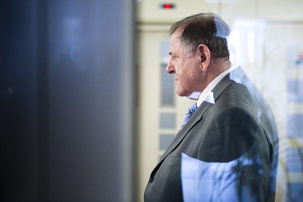 Vladimír Mečiar.