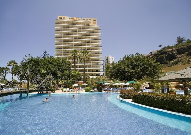 Hotel Bahia Principe San Felipe 4*, Tenerife, Kanárske ostrovy.