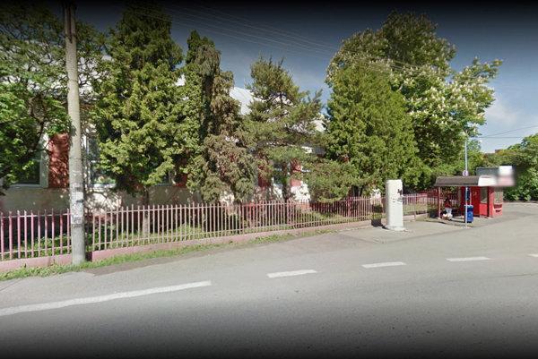 Špeciálna základná škola vSobranciach.