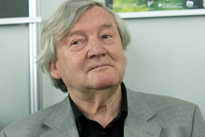 Zomrel český spisovateľ a dramatik Alexandr Kliment, signatár Charty 77