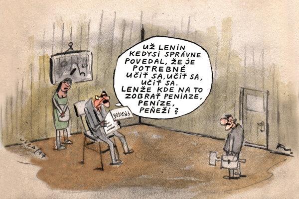 Leninova múdrosť po novom (Vico)