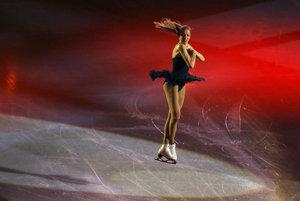 Carolina Kostnerová sa stala jedným zo symbolov ženského krasokorčuľovania.