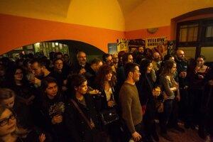 Prvý večer festivalu v nitrianskom klube.
