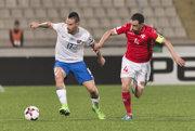 Marek Hamšík (vľavo) opäť ukázal, akým dôležitým hráčom je pre slovenskú reprezentáciu.