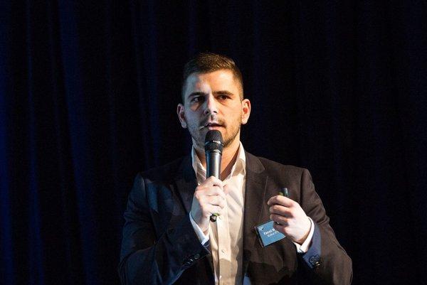 Pavol Mirossay. Nový výkonný riaditeľ.