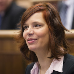 Veronika Remišová z OĽaNO.