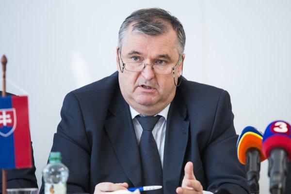 Prezident Asociácie nemocníc Slovenska Marián Petko.