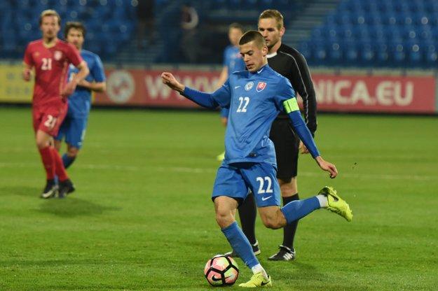 László Bénes bude patriť k najmladším hráčom novej dvadsaťjednotky.
