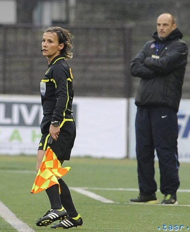 Mária Súkeníková je bez akýchkoľvek pochybností najlepšou slovenskou rozhodkyňou.
