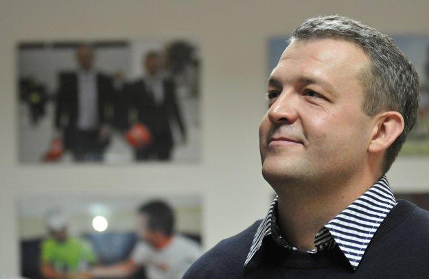 Jaroslav Baška sa stal trenčianskym županom už po prvom kole.