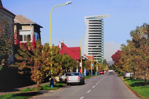 Vodárenská veža v Prešove.