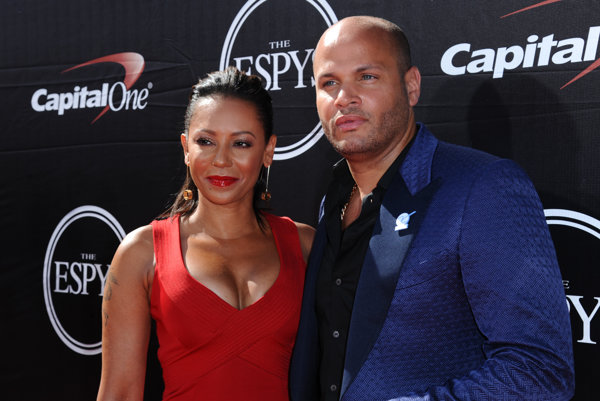 Melanie Brown a Stephen Belafonte