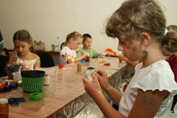 Deti môžu zmysluplne prežiť prázdniny aj v múzeu.
